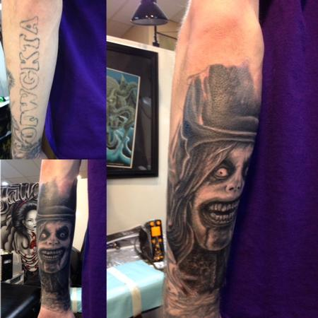 Tattoos - Dr. Jekyl/Mr. Hyde - 129455