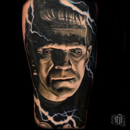 Nikko Hurtado - Frankenstein