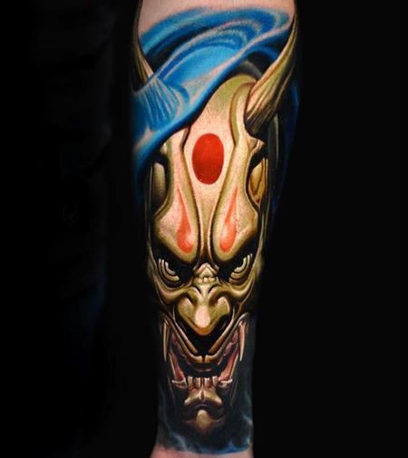 Nikko Hurtado - Hanya Tattoo