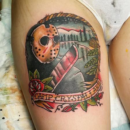 Tattoos - Jason  - 94426
