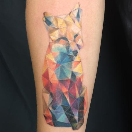 Tattoos - Geo Fox - 115148