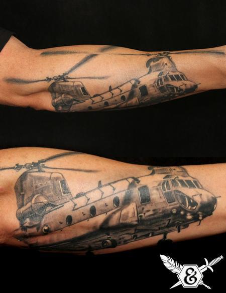 Russ Abbott - Helicopter
