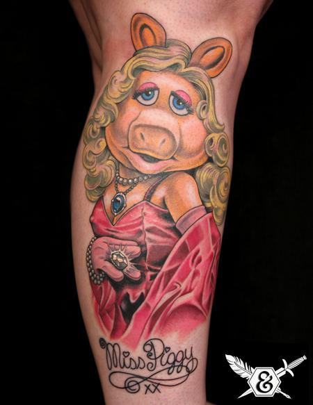 Russ Abbott - Miss Piggy