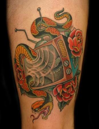 Squirrel Tattoo By Jo Harrison Tattoonow