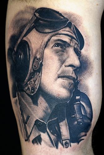 Russ Abbott - Pilot portrait