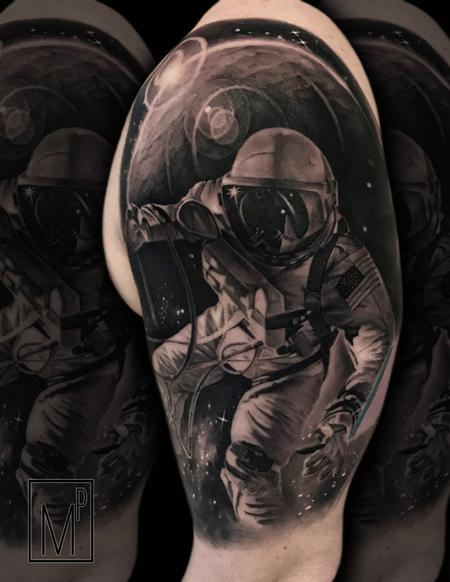 Tattoos - astronaut - 133200