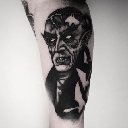 Tattoos - nosferatu - 130719