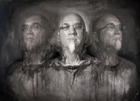 Shawn Barber - Portrait of the Artist, Bob Tyrrell