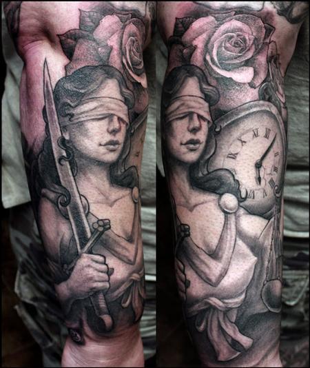 Shawn Barber - lady liberty