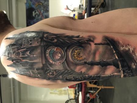 Tattoos - Damon Conklin Tower - 131243