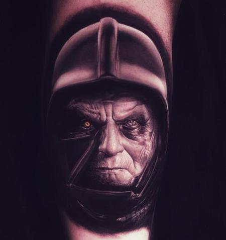 Tattoos - Darth - 136071