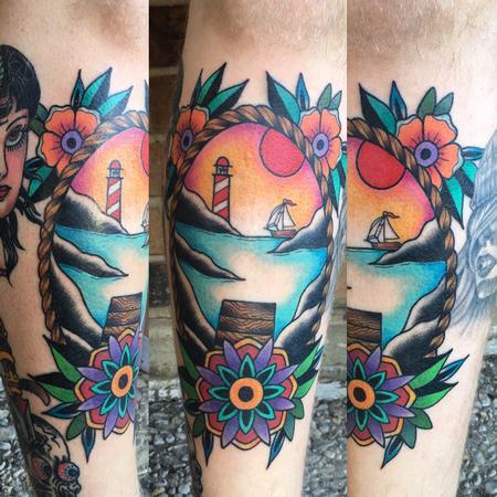 Tattoos - Scenic Tattoo - 116788