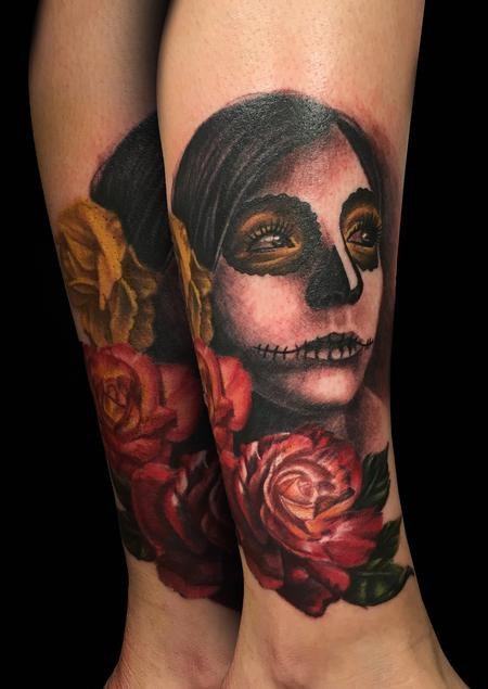 Tattoos - Day of the dead 2 - 116087