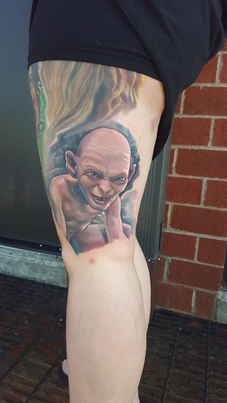 Tattoos - My Precious  - 111310