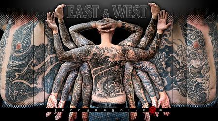 Tattoos - East & West - 120669