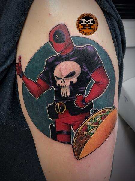 Mikey Har - Dead pool and Tacos