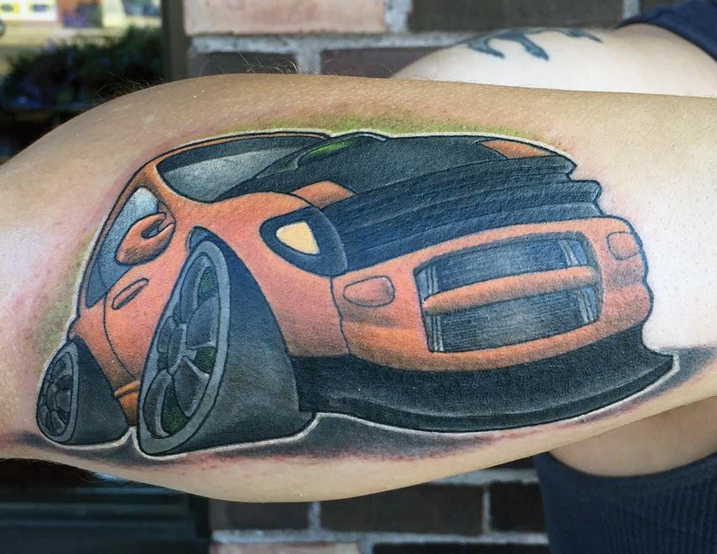 Mikey Har   Toyota Celica