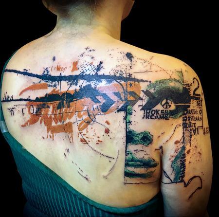 Tattoos - Broken Dreams - 119899