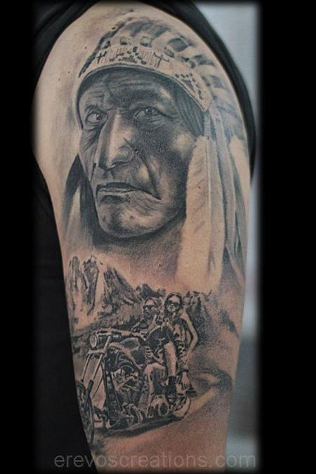 Tattoos - RIDERS - 115783