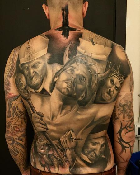 Tattoos - Tribute to Paul Booth - 126500