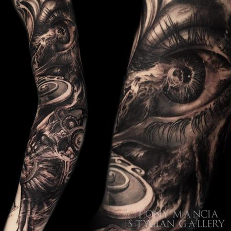 Tattoos - Ambition and Gratitude - 133061