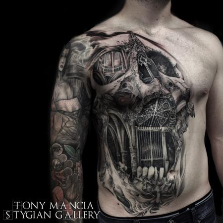 Tattoos - Gates of Hell - 133070
