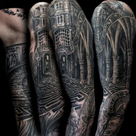 Tattoos - House of Leaves - 133059