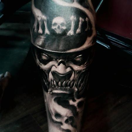 Tattoos - Evil hatter - 128647