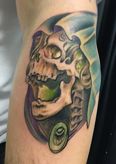 Tattoos - Color reaper  - 132968