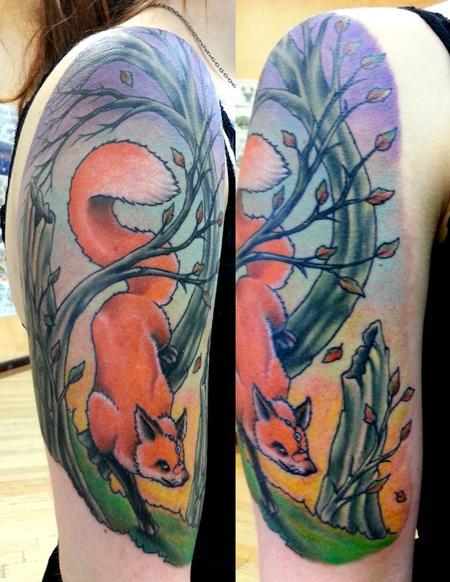 Chad Pelland - Foxy fox
