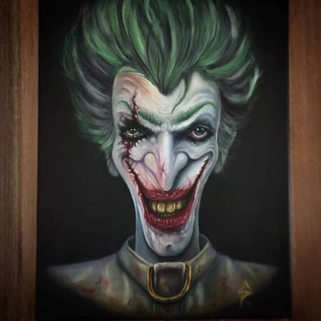 Chad Pelland - Custom Joker