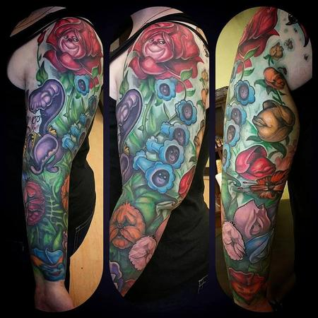 Tattoos - Golden Afternoon - 130243