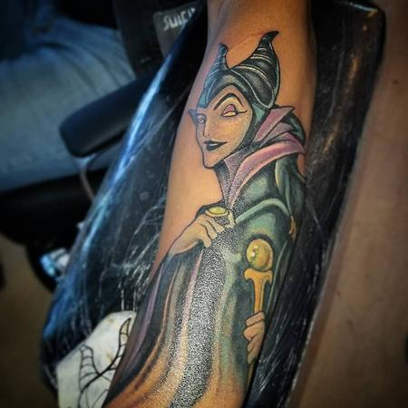 Tattoos - Maleficent - 133917