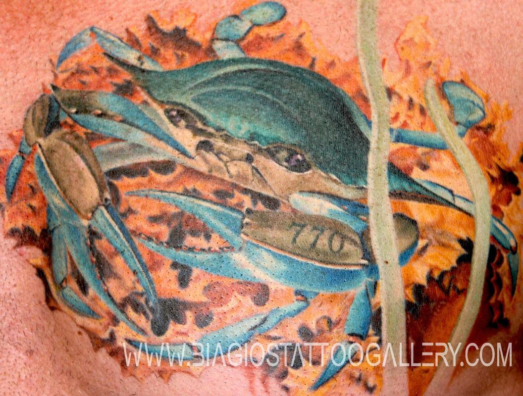 Biagio - Blue Crab Cancer