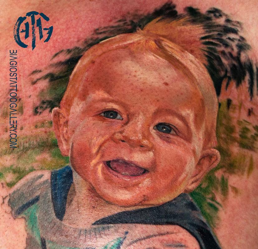 Biagio - Tayler Baby Portrait