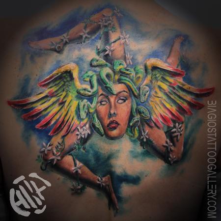 Tattoos - Trinacria - 127584