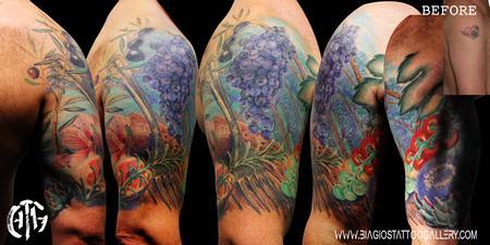 Tattoos - Chef's Garden - 132545