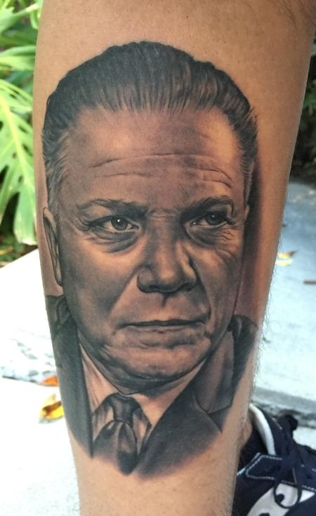 Tattoos - Jimmy Hoffa - 136115