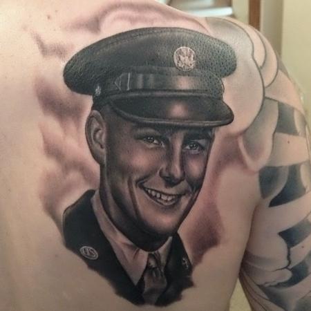 Tattoos - Portrait - 77484