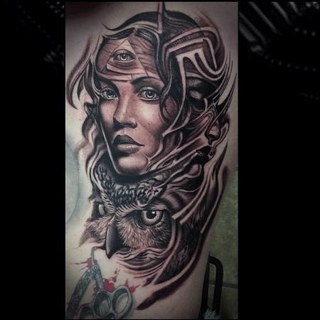 Tattoos - Original Art - 88827