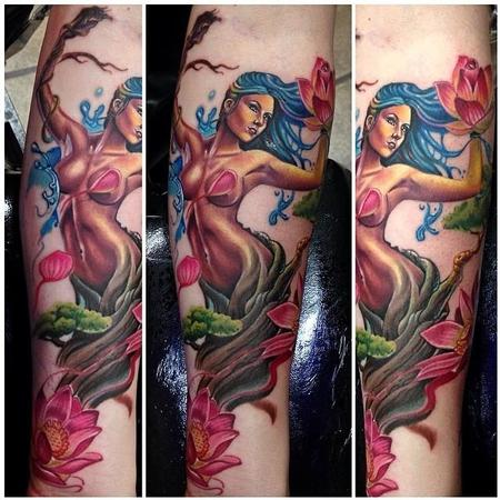 Tattoos - Mother Nature - 89743