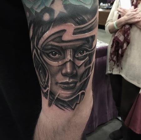 Tattoos - Custom Portrait  - 100473