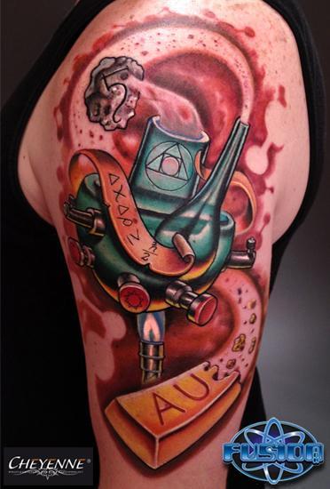 Tattoos - Alchemy - 63058