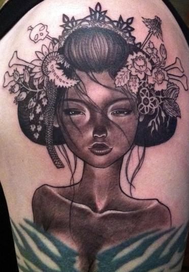 Tattoos - Aubrey Kowasaki - 62511