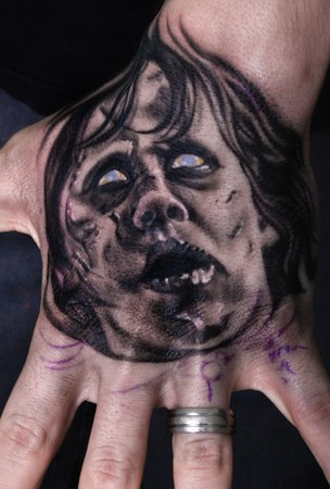 Tattoos - Linda Blair..the Exorcist - 46410