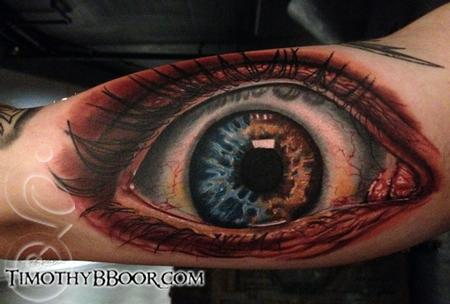 Tattoos - Eyeball! - 66389