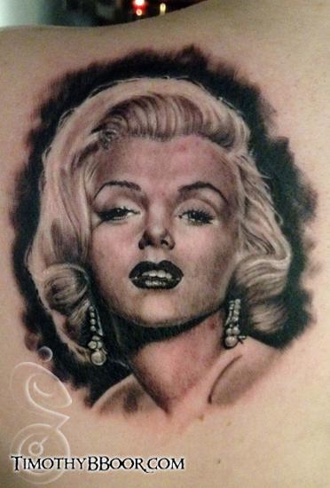 Tattoos - Marilynn - 63987