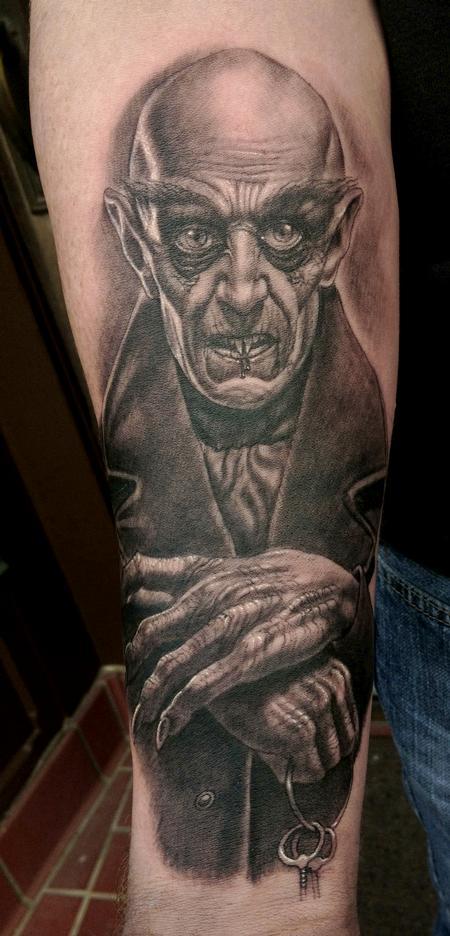 Tattoos - Nosferatu - 72031