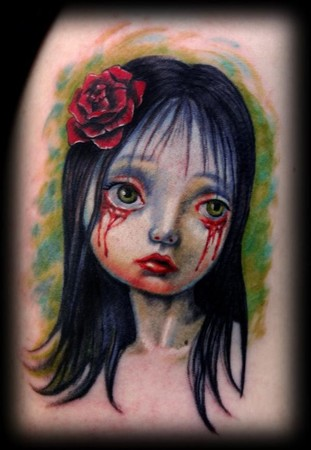 Tattoos -  - 44371