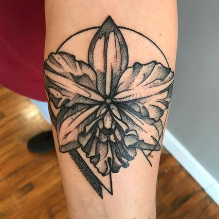 Shivers  Tattoo Design Thumbnail